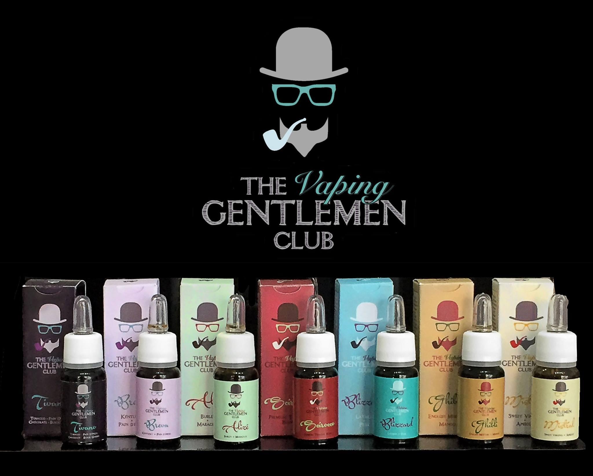aromi the vaping gentlemen club 11ml