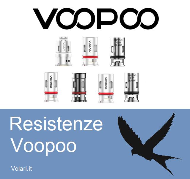 Resistenze Voopoo