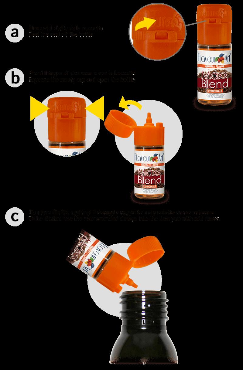 Aroma Flavourart Concentrato