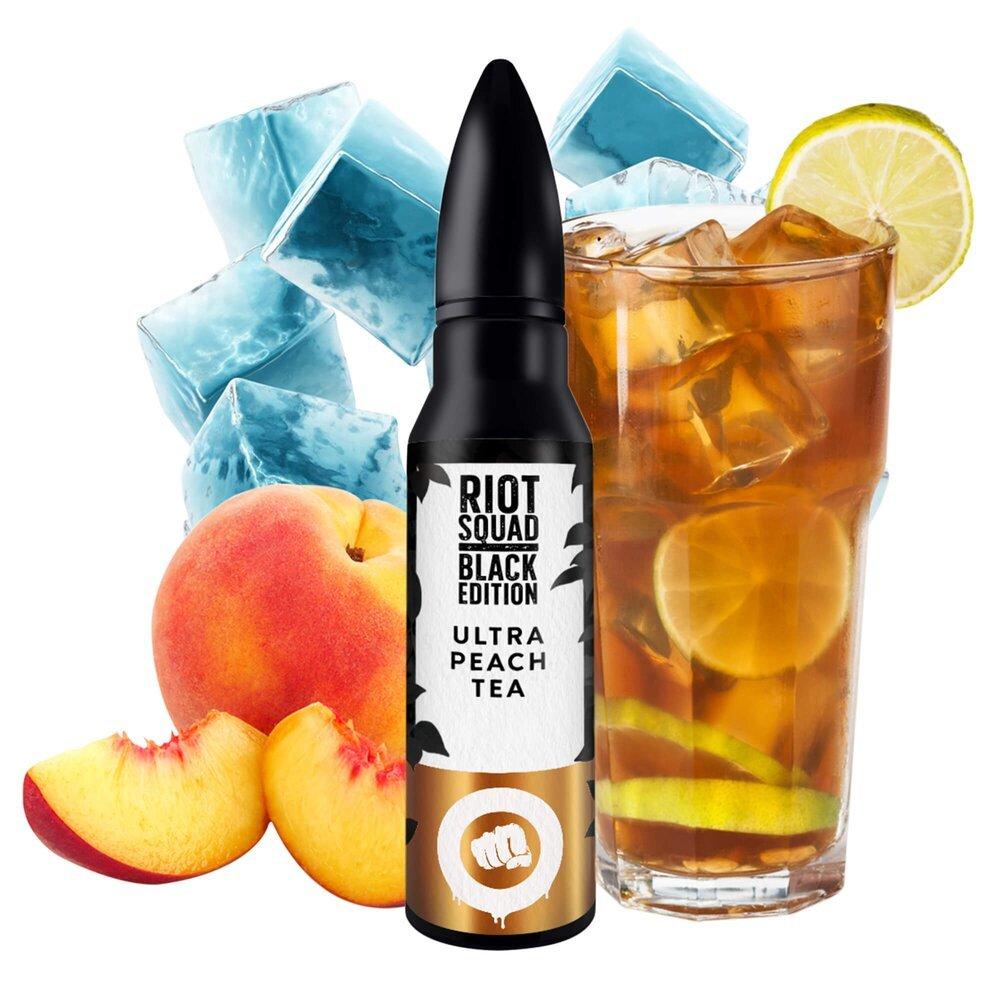 riot squad ultra peach tea
