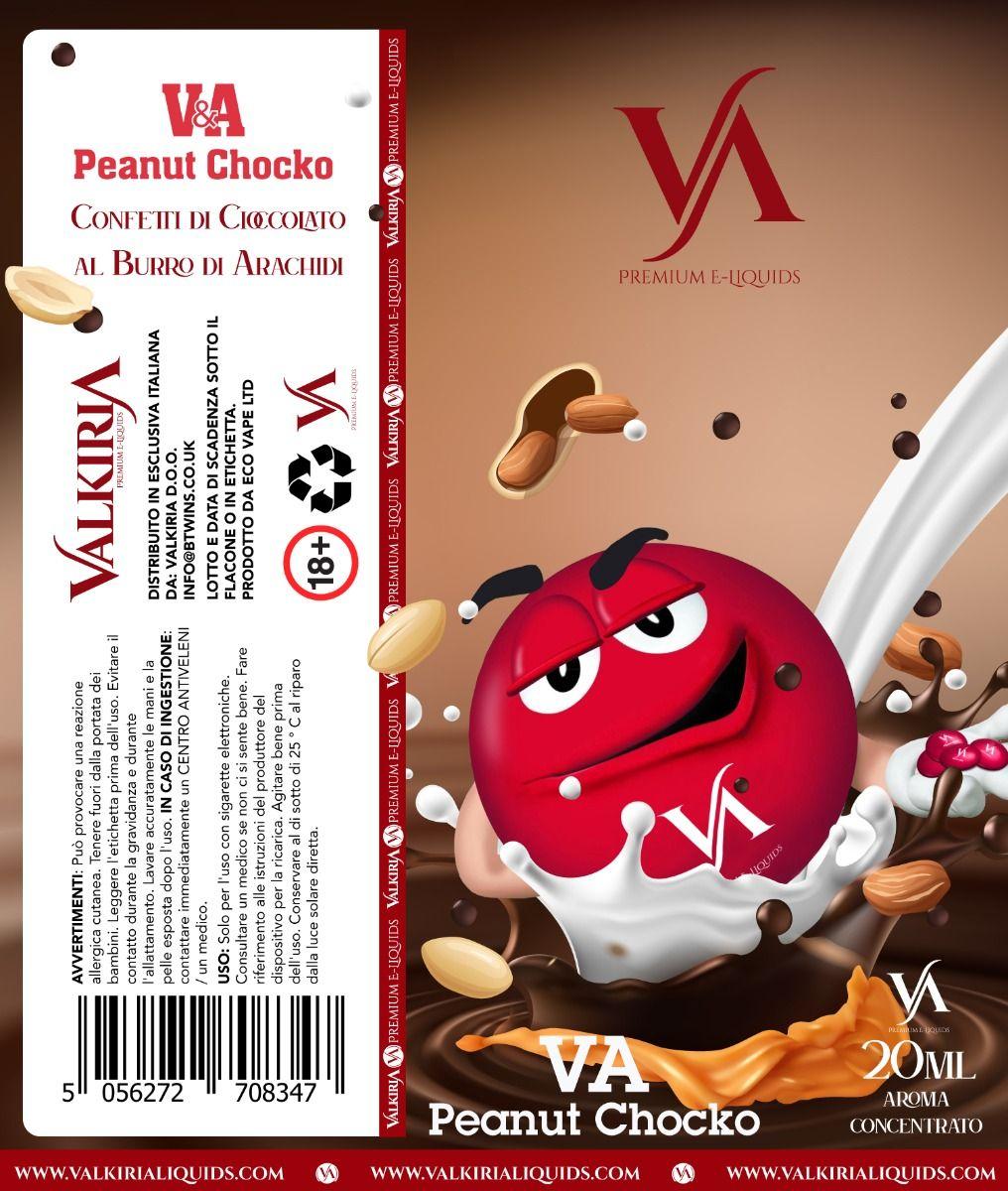 valkiria V&A Peanut Choko