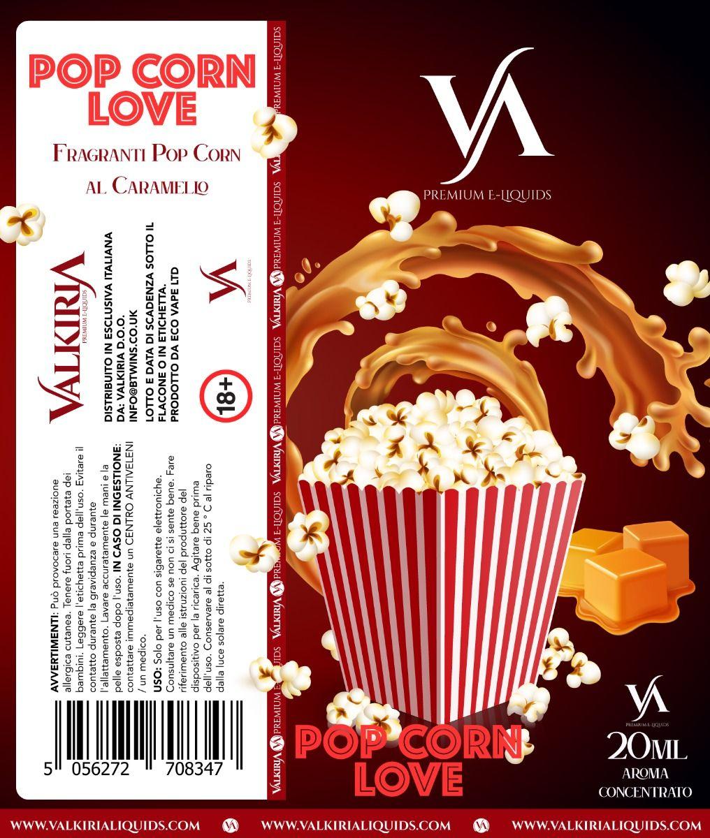 valkiria popcorn lover
