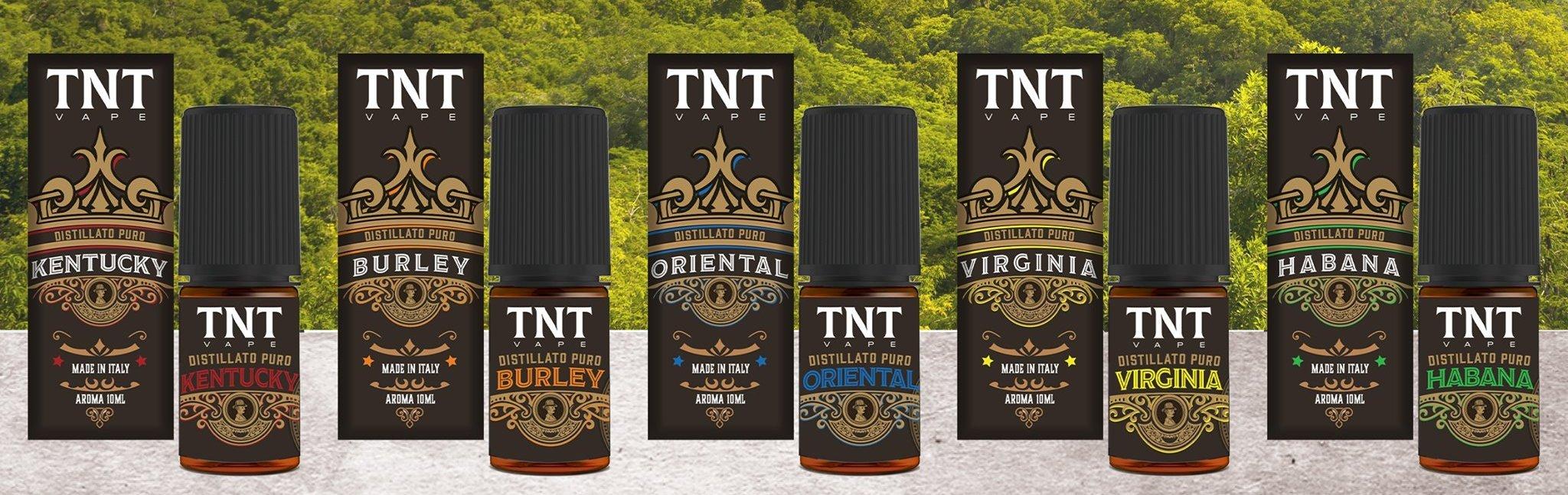Aroma TNT Vape Distillati Puri