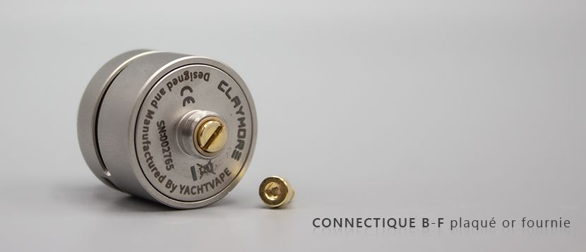Atomizzatore Claymore pin
