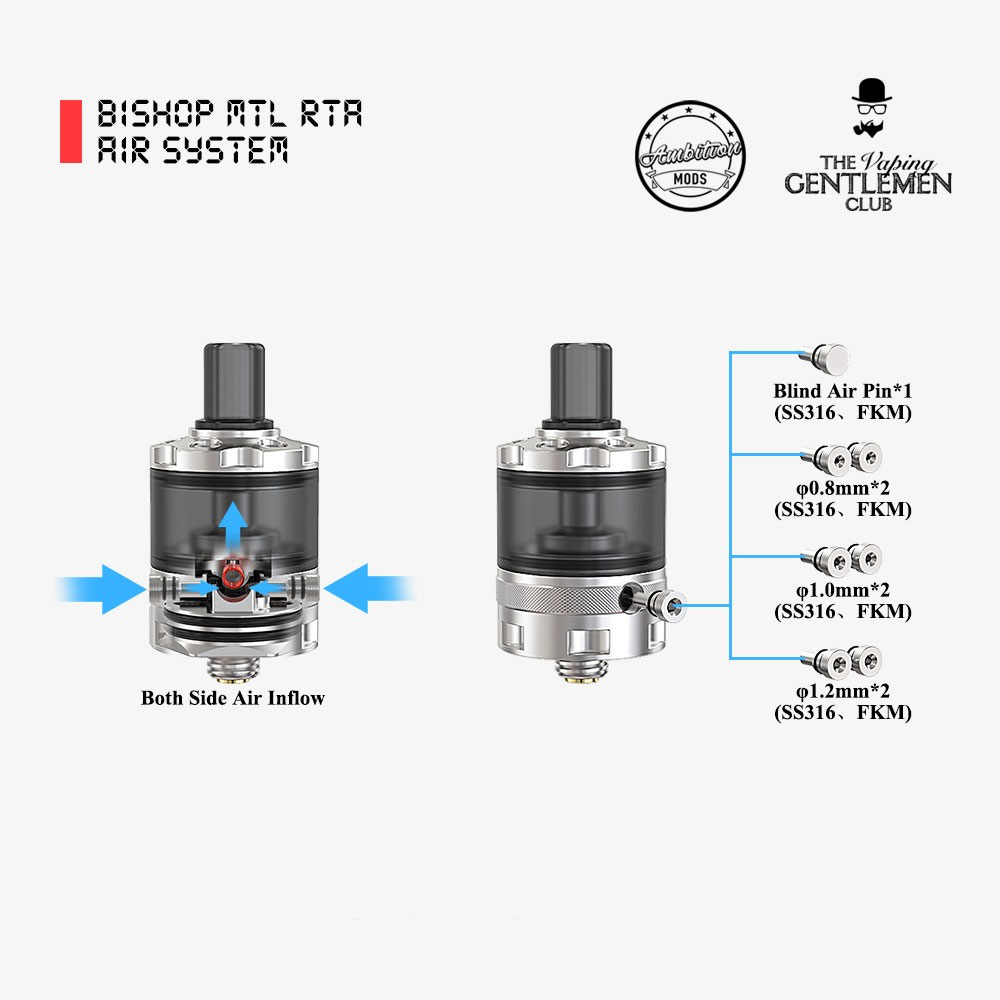 bishop mtl rta air system