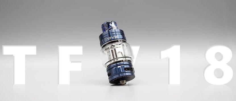 Atomizzatore Smok TFV18
