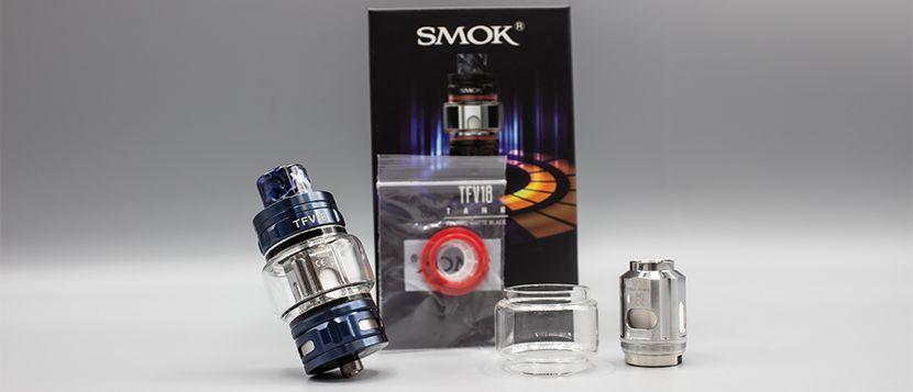 Atomizzatore Smok TFV18 contenuto