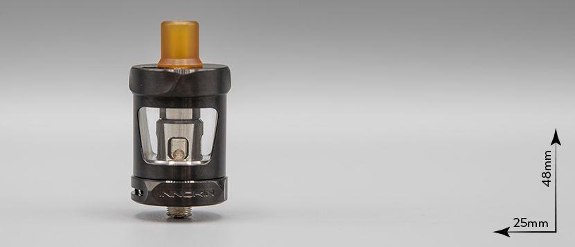 Innokin Coolfire Z80 Kit con Zenith 2 dimensione