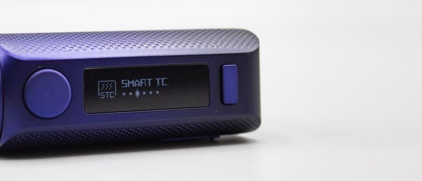 swag 2 box mod modalità smart ed eco