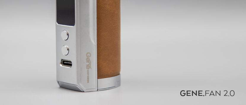 Drag X Plus Professional Edition Box Mod Voopoo gene