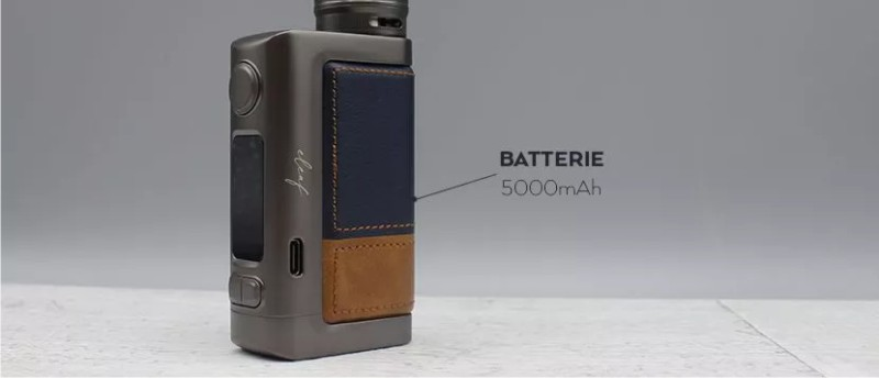 kit eleaf istick power 2 batteria
