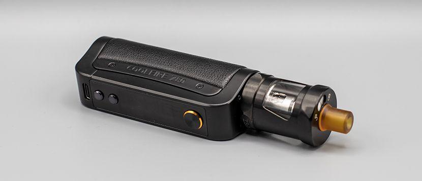 Innokin Coolfire Z80 Kit con Zenith 2 kit