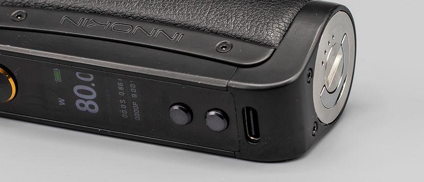 Innokin Coolfire Z80 Kit con Zenith 2 usb