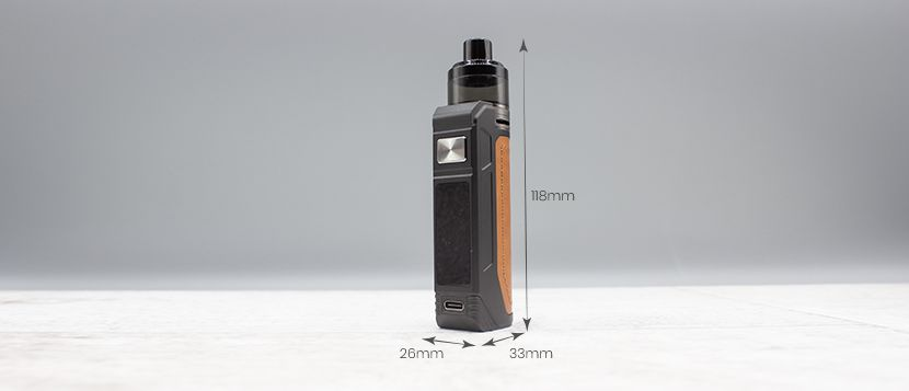 Aspire BP80 Kit completo