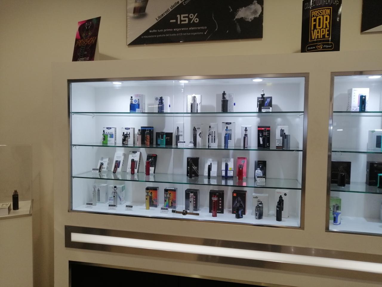 sigaretta elettronica trapani kit