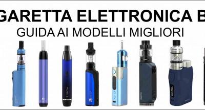 Sigaretta Elettronica Blu - Prezzi e modelli
