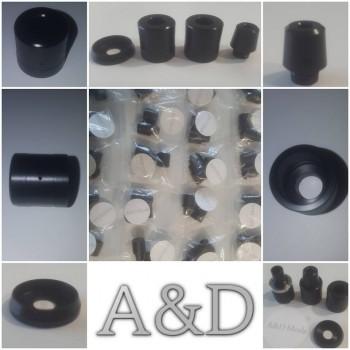 A & D Mods Campana 18mm adattabile Strike