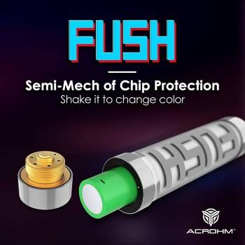 Acrohm Fush Mech Mod Tubo Semi Meccanico