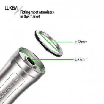 Ambition Mods Luxem Tube Mods