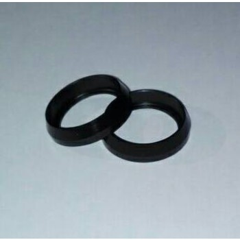 Anello estetico A & D Mods 18-22 mm in PMMA  Giallo Arancio Fluo