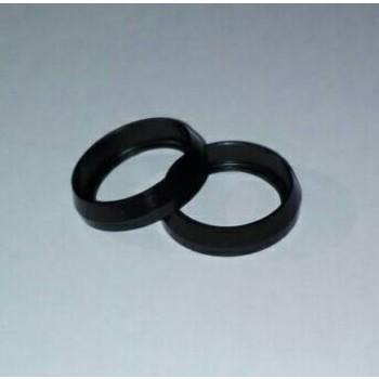 Anello estetico A & D Mods 22-24 mm in POM Bianco