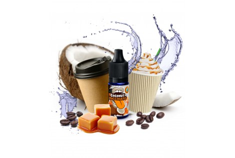 Aroma Big Mouth Coconut Macchiato