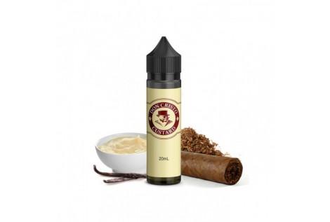 Aroma Don Cristo Custard PGVG Labs 20ml