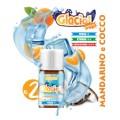 Aroma Dreamods Glacial Mandarino e Cocco 10ml N. 2