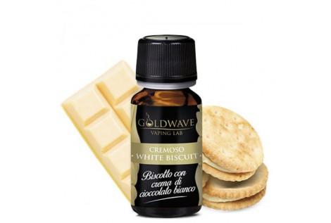Aroma Goldwave White Biscuit 10ml
