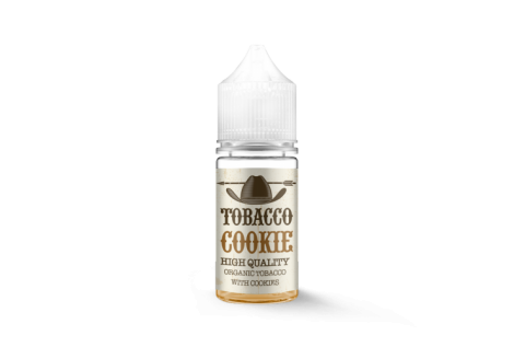 Aroma Monkeynaut & Azhad's Wanted Tobacco Cookie 20ml