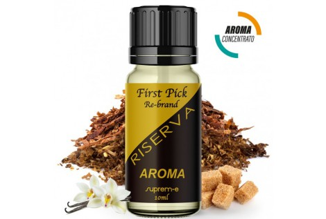 Aroma Suprem-e First Pick Re-Brand Riserva 10ml