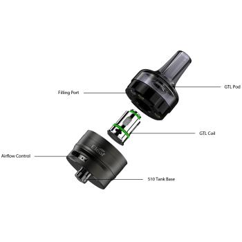 Atomizzatore GTL Pod Tank - Eleaf