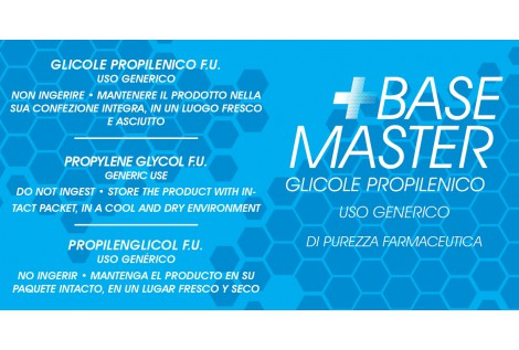 Base Master Glicole Propilenico 100ml