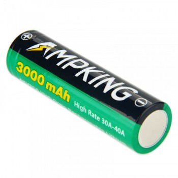 Batteria Ampking AKVTC6 18650 40A 3000mah