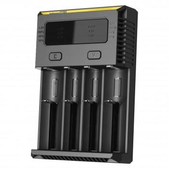 Caricabatterie Nitecore Intellicharger NEW i4