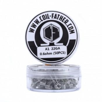 Coil Father Coil Pronte KA1 24GA 50pz