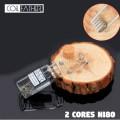Coil Father Premium 2 Cores Ni80 Coils 10pz Bottle
