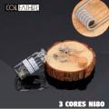 Coil Father Premium 3 Cores Ni80 Coils 10pz Bottle