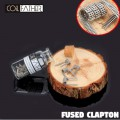 Coil Father Premium Fused Clapton Coils 10pz Bottle