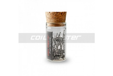 Coil Master Premium Pre-Build Flat Twisted Coil