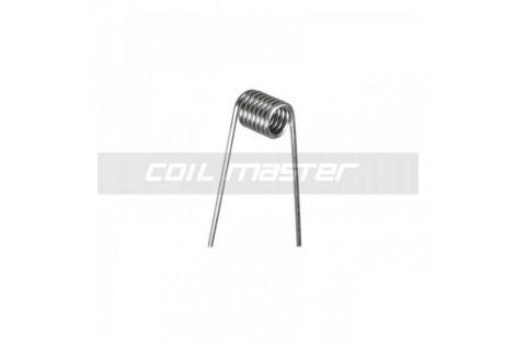 Coil Master Resistenza Prefatta Kanthal A1 30GA 1,5Ohm 100pz