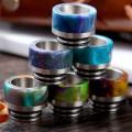 Drip Tip 810 Chuff Resin Random Color #2