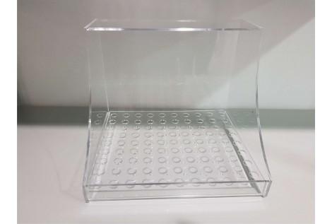 Espositore Prova Aromi in Plexglass per Atomizzatori
