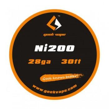 Filo Resistivo Geekvape NI200 28GA