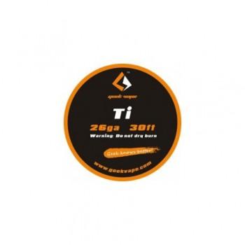 Filo Resistivo Geekvape TI 26GA