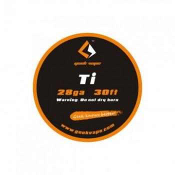 Filo Resistivo Geekvape TI 28GA