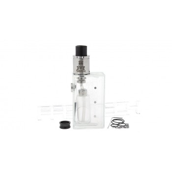 FrankenSkull V3 Clear ABS BF Styled Solo Mod