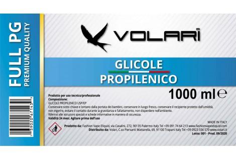 Glicole Propilenico Volari Full PG 1000 ml