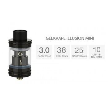 Illusion Mini Geekvape Tank sub-ohm