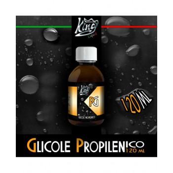 King Liquid Glicole Propilenico 120ml